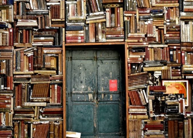 charm and strange books to read